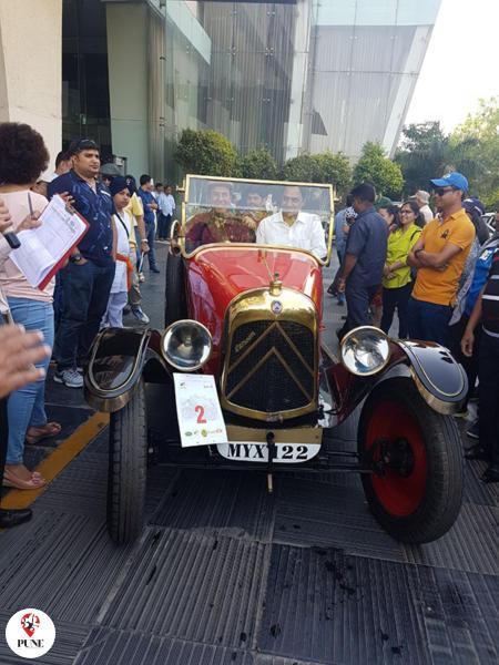1919 Citroen A